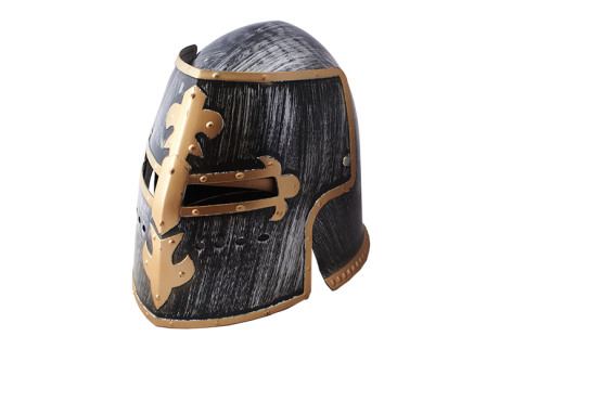 Casco Medieval Bronce