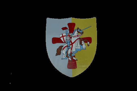 Escudo Caballero Cruz
