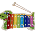 Xilófonos de madera para niños