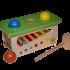 Otros juguetes de madera de habilidad