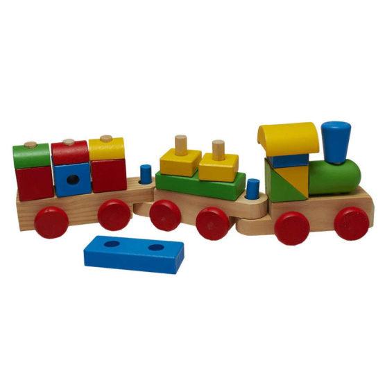 Tren de juguete para niños grande
