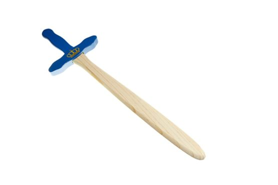 Espada Caballero Azul