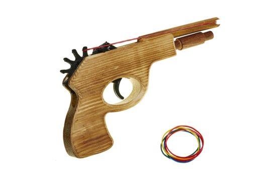 Pistola Dispara Gomas I
