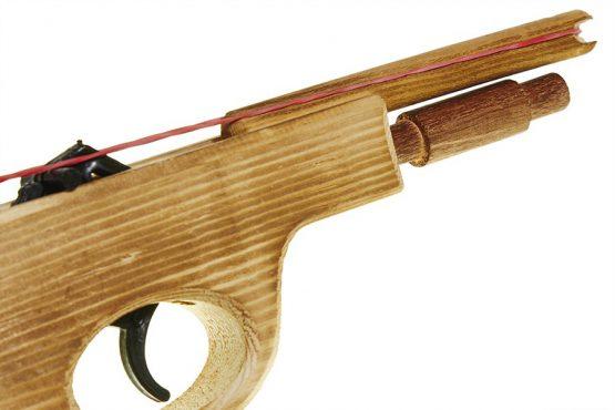 Pistola Dispara Gomas