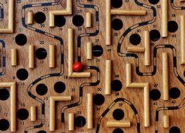 Relación entre juguetes y creatividad.