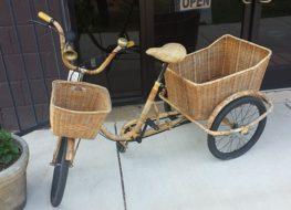 beneficios del triciclo de madera