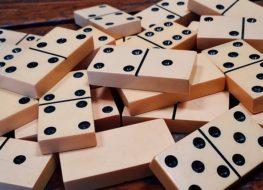 Beneficios del dominó en los niños y niñas