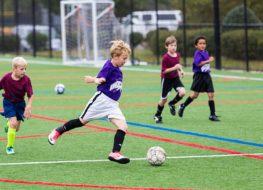 hacer deporte niños