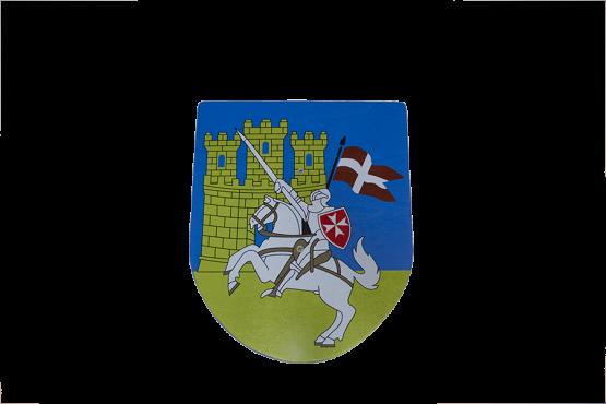 Escudo Caballero Castillo – Pequeño