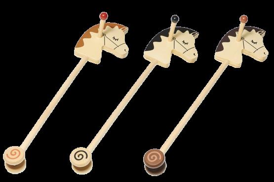 Caballito de palo para niños
