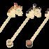 Caballito de palo de madera