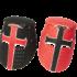 Casco Caballero Medieval Fieltro
