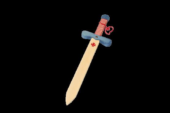 Espada Caballero Medieval Azul