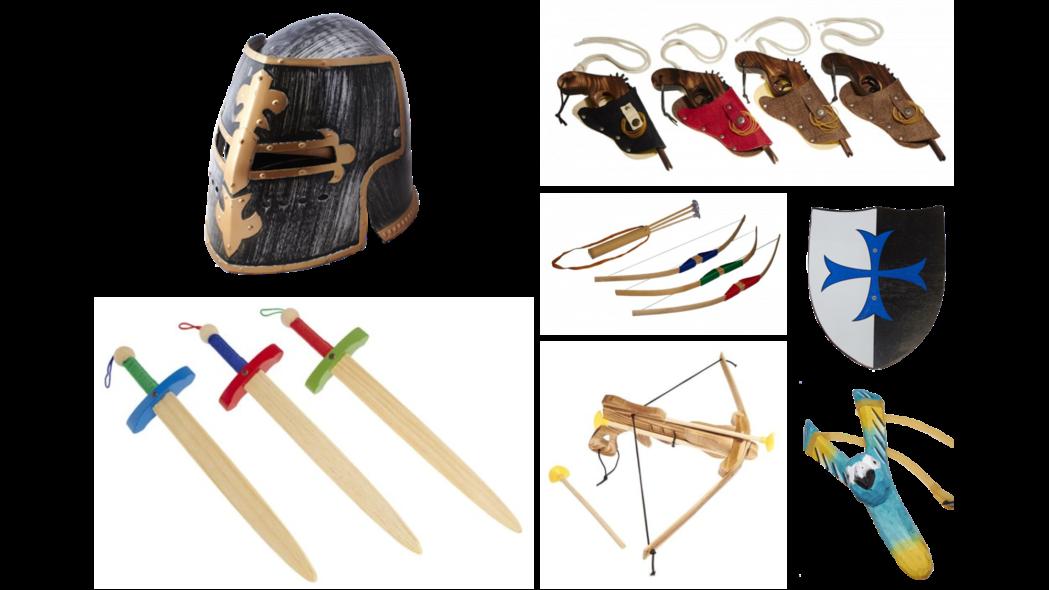 juguetes para niños disfrazarse