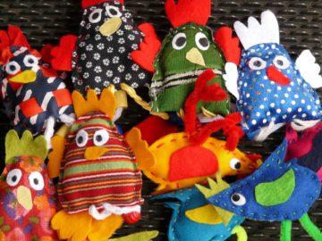 marionetas de madera titeres para niños