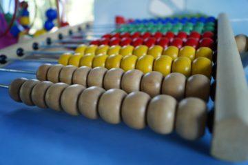 juguetes de madera matematicas