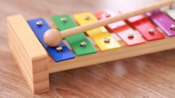 juguetes de madera musicalidad