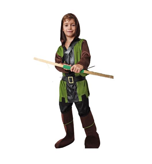 Disfraz de arquero – Robin Hood